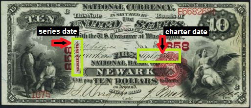 How Much Is A 1880 $10 Bill Worth?