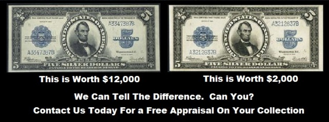 Five dollar bill secrets