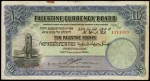 Value of Palestine 30th September 1929 Ten Pounds