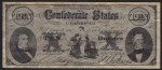 FAKE ALERT:  Confederate States Of America $10 Bill Sept 2nd, 1861