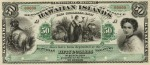 Value of 1879 $50 Hawaiian Islands Certificate of Deposit